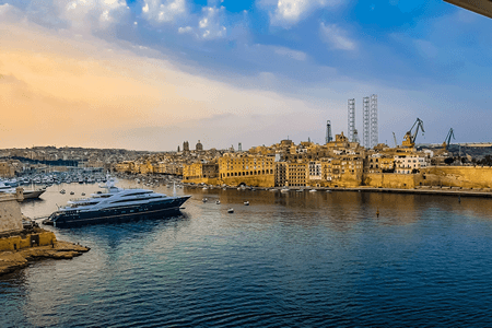 Malta Investment Residency - Financed option